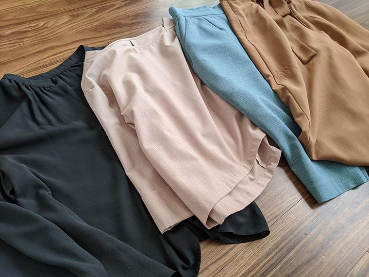 エディストクローゼット洋服