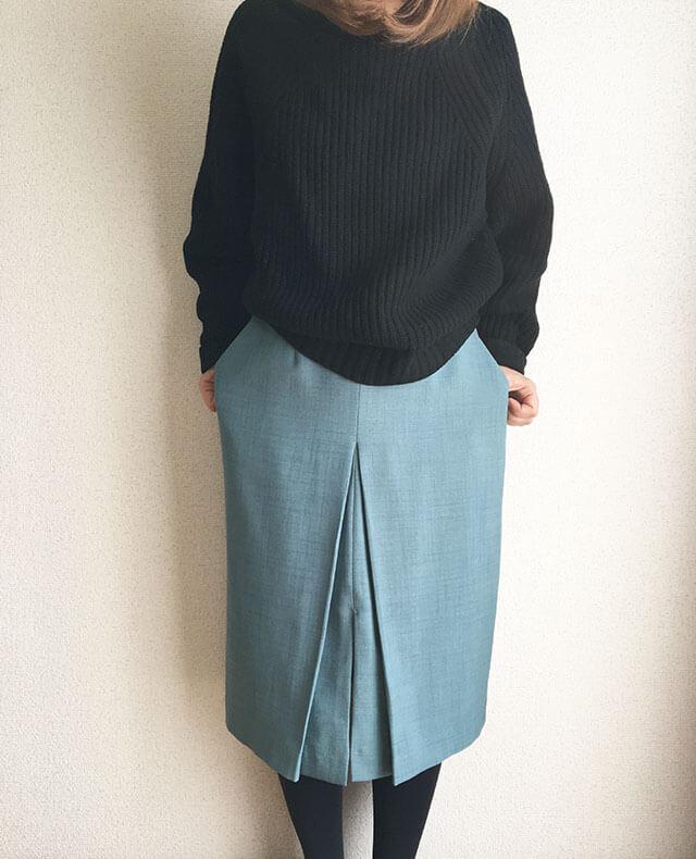 エディストクローゼット洋服サイズ感